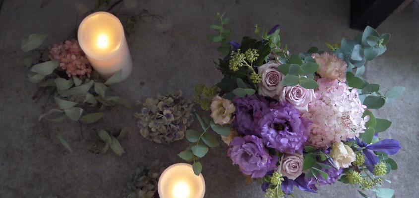 大阪 守口にあるお花屋 || La gioia ||